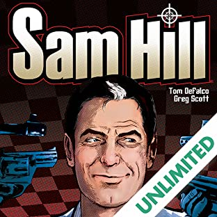 Sam Hill (Dark Circle Comics)