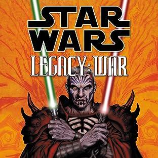 Star Wars: Legacy - War (2010-2011)