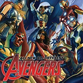 All-New, All-Different Avengers (2015-2016)