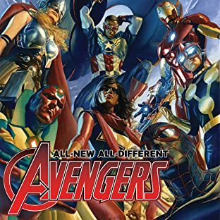 All-New, All-Different Avengers (2015-)