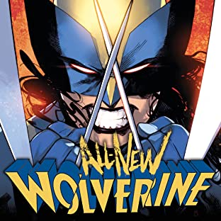 All-New Wolverine (2015-)