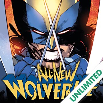 All-New Wolverine (2015-2018)