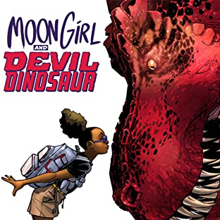 Moon Girl and Devil Dinosaur (2015-)
