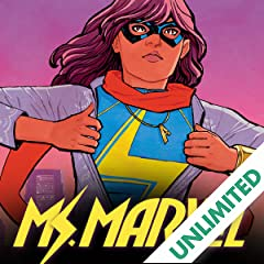 Ms. Marvel (2015-2019)