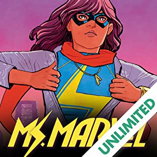 Ms. Marvel (2015-)