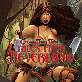 Grimm Fairy Tales Presents: Tales From Neverland