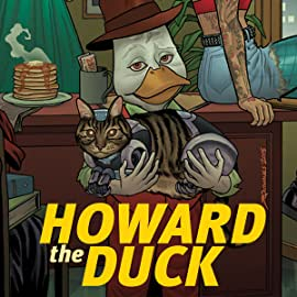 Howard The Duck (2015-2016)