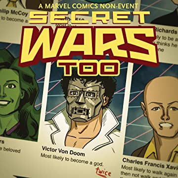 Secret Wars, Too (2015)