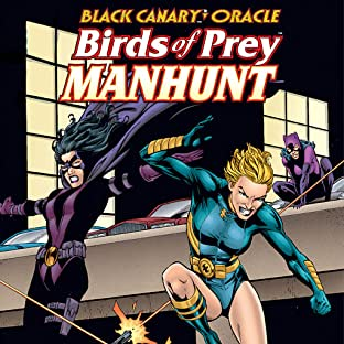 Birds of Prey: Manhunt
