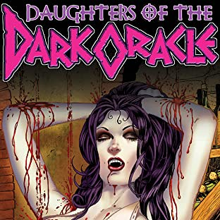 Daughters of the Dark Oracle: Orgy of the Vampires