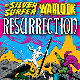 Silver Surfer/Warlock: Resurrection (1993)