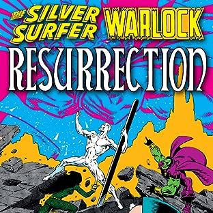 Silver Surfer/Warlock: Resurrection (1993)