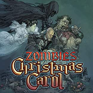 Marvel Zombies Christmas Carol