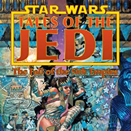 Star Wars Fall Of The Sith Empire Tales Of The Jedi