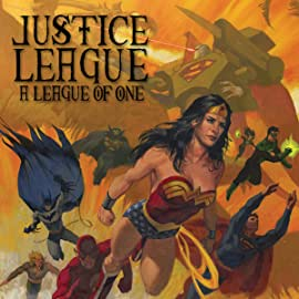Justice League: A League of One