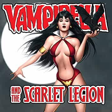 Vampirella and the Scarlet Legion