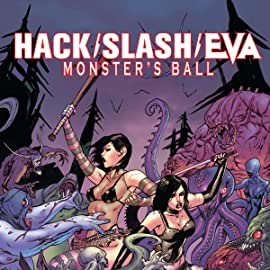 Hack/Slash/Eva: Monster's Ball