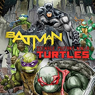 Batman/Teenage Mutant Ninja Turtles (2015-)
