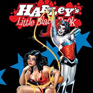 Harley's Little Black Book (2015)