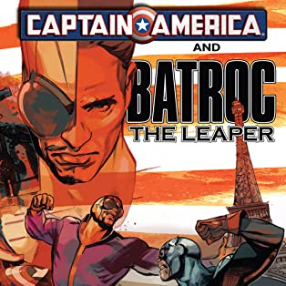 Captain America and Batroc