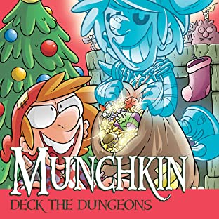 Munchkin Deck the Dungeons