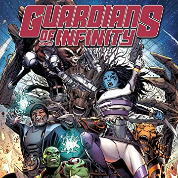 Guardians of Infinity (2015-2016)