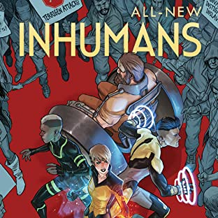 All-New Inhumans (2015-)