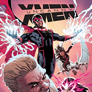 Uncanny X-Men (2016-)