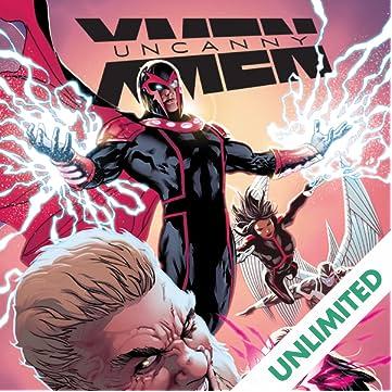 Uncanny X-Men (2016-2017)