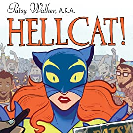 Patsy Walker, A.K.A. Hellcat! (2015-2017)