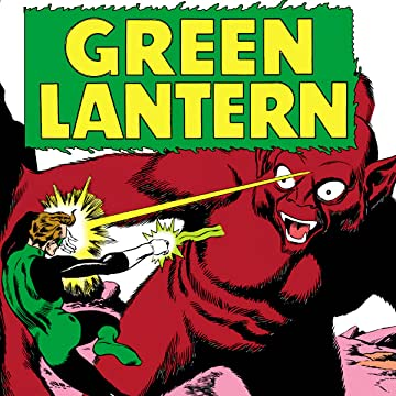 Green Lantern (1960-1972)