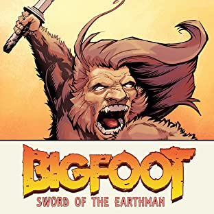 Bigfoot: Sword of the Earthman