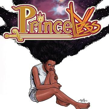 Princeless: Make Yourself Part 1