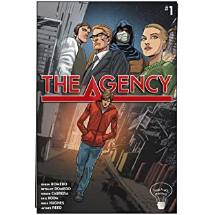 The Agency, Vol. 1: Initiation