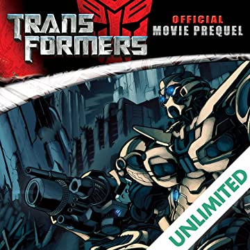 Transformers: The Official Movie Adaptation Prequel