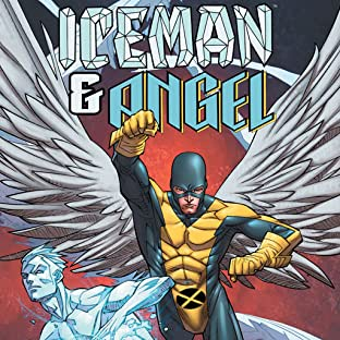 Iceman and Angel