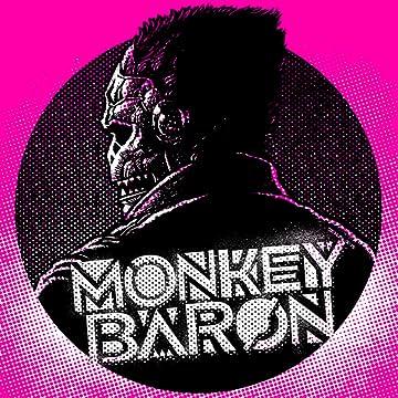 Monkey Baron: The Menace of Monkey Baron