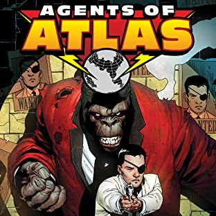 Secret Wars: Agents of Atlas (2015)