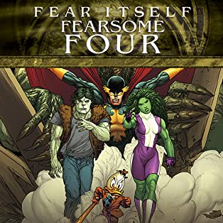 Fear Itself: Fearsome Four