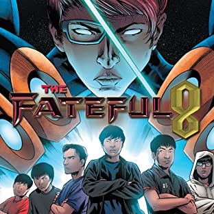 Red Bull's E-Sport Comic: The Fateful 8, Vol. 2