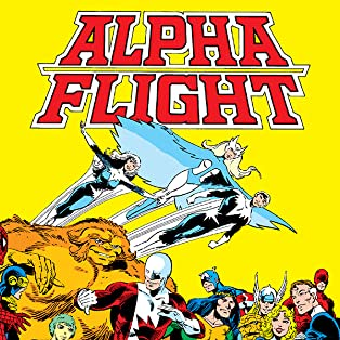 Alpha Flight (1983-1994)