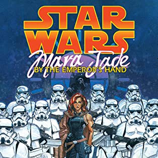 Star Wars: Mara Jade - By The Emperor's Hand (1998-1999)
