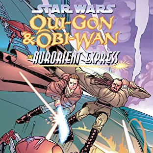 Star Wars: Qui-Gon & Obi-Wan - The Aurorient Express (2002)