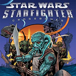 Star Wars: Starfighter - Crossbones (2002)