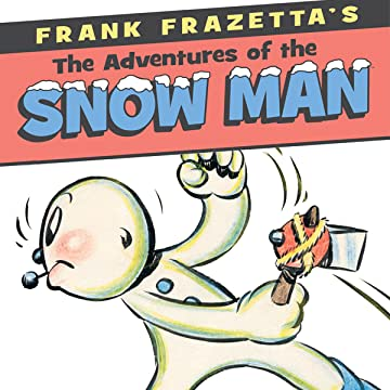 Frank Frazetta's Adventures of the Snowman