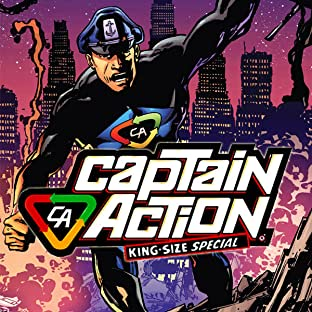 Captain Action: King Size