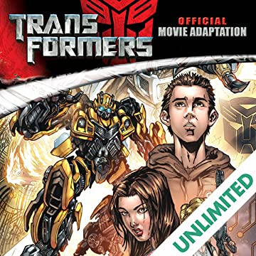 Transformers: The Offical Movie Adaptation