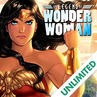 The Legend of Wonder Woman (2015-2016)