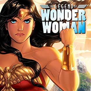 The Legend of Wonder Woman (2015-)