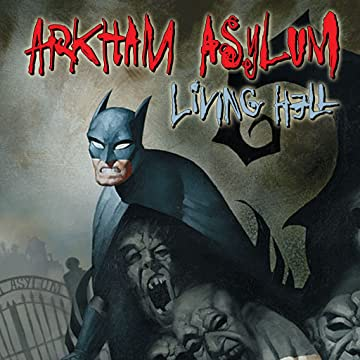 Arkham Asylum: Living Hell